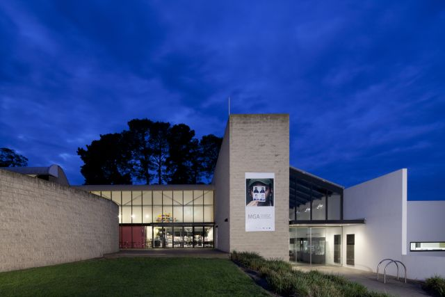 Monash Gallery of Art exterior