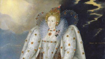 BENDIGO_Queen Elizabeth I (The 'Ditchley' portrait)_crop