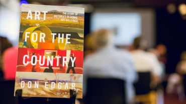 Art for the Country Book Launch at Mildura Arts Centre
