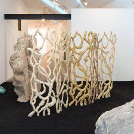 Installation view, Isadora Vaughan: Gaia not the Goddess. Photograph: Christian Capurro.