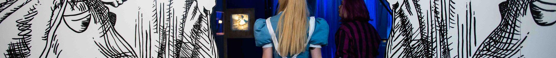 ACMI - Alice Through the Door. Photo by Phoebe Powell
