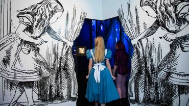 ACMI - Alice Through the Door. Photo by Phoebe Powell