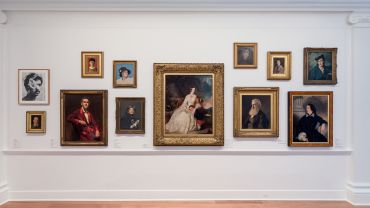Geelong Art Gallery. Photographer Andrew Curtis