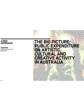 A New Approach - The Big Picture - Cover