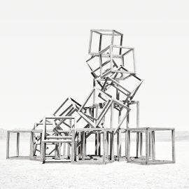 Image: Noémie Goudal, Telluris V, Telluris Series, 2017, Courtesy the artist and Les Filles du Calvaire, Paris