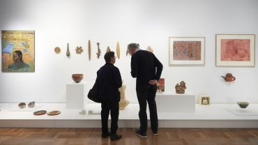 A Finer Grain - Key Works from the SAM Collection now showing at SAM